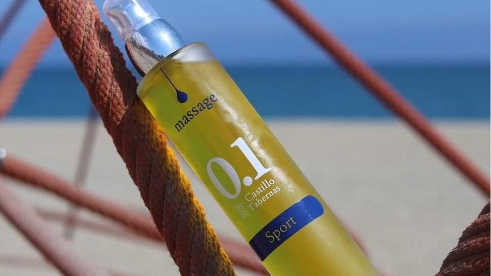 0.1 Massage Oil Sport 100 ml