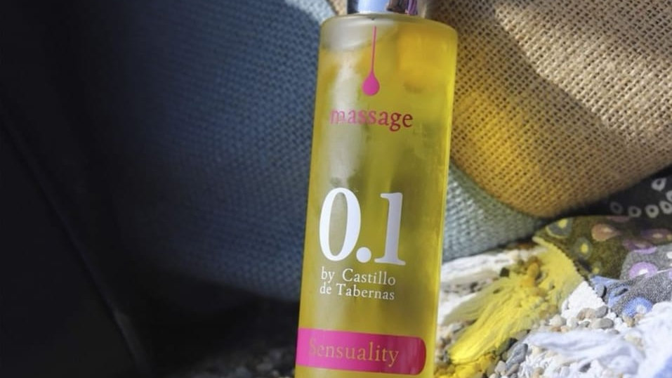 0.1 Massage Oil Sensuality 100 ml