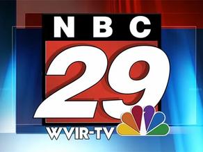 Top Story on NBC 29 Spotlights EVA