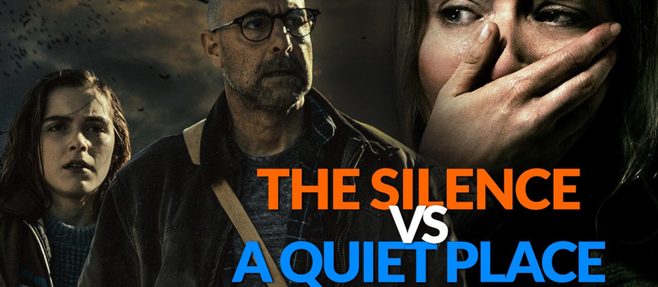 Is A Quiet Place & The Silence Really The Same Movie?