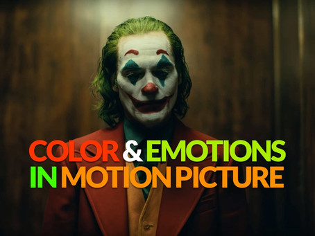 How Movies Use Color to Create Emotion