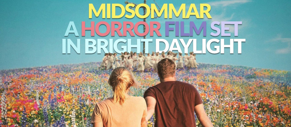 How The Movie 'Midsommar' is Creepy Despite Not Being Dark