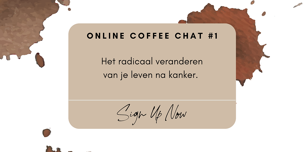 Online Coffee Chat #1