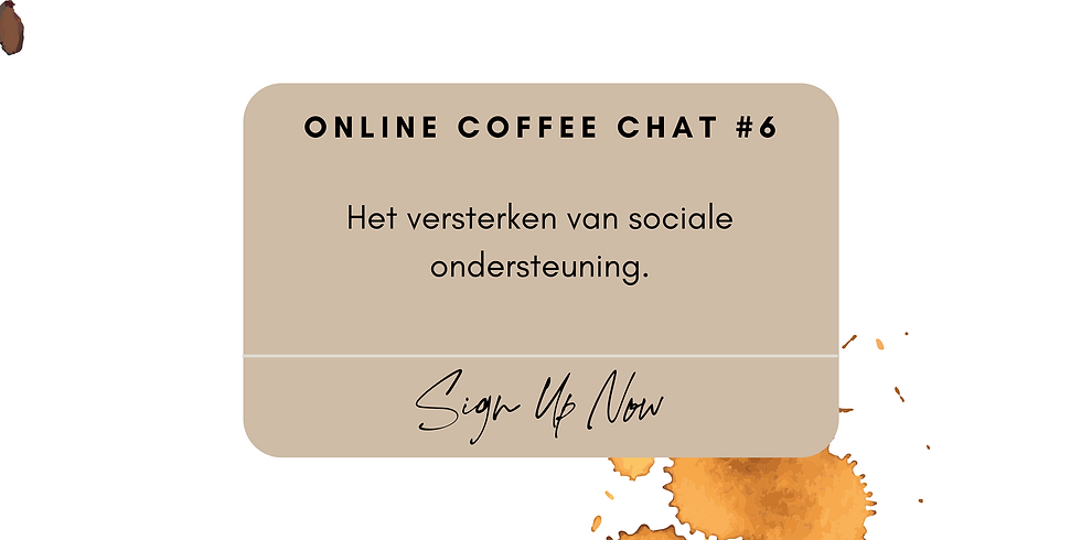 Online Coffee Chat #6