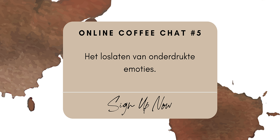 Online Coffee Chat #5