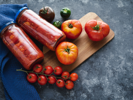 10 Tomato Tips that Make Meal Planning Easier + You Feel Great!