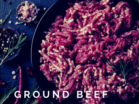 Three Ground Beef Recipes You'll LOVE!