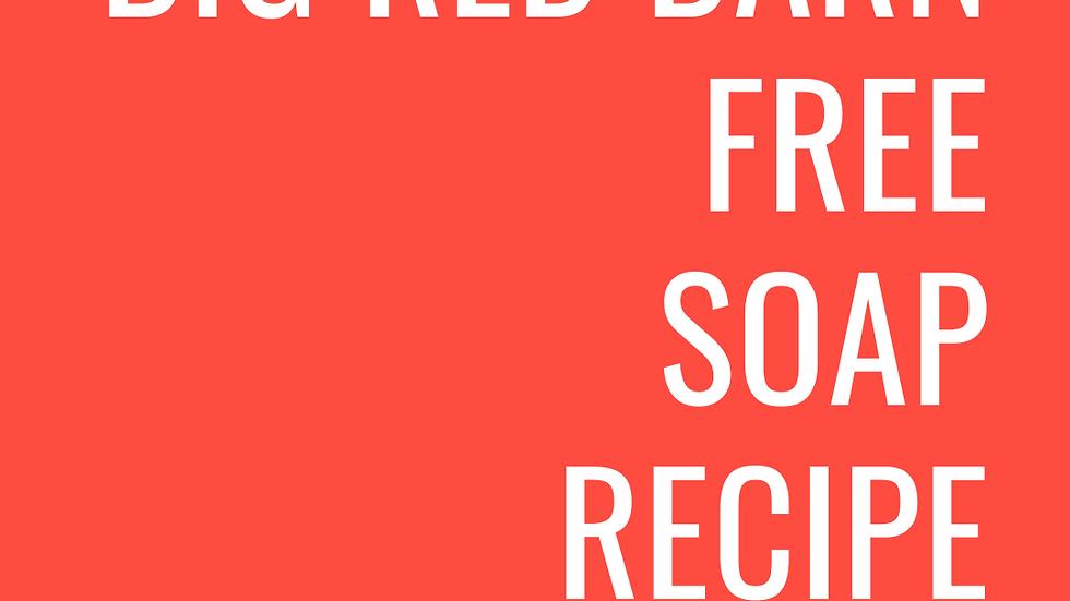 BRB Soap Recipe