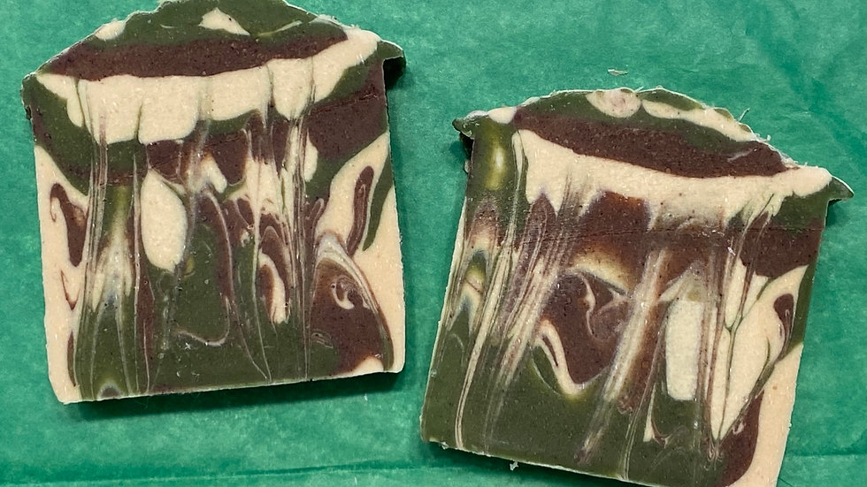 Christmas Spirit Goat Milk Soap