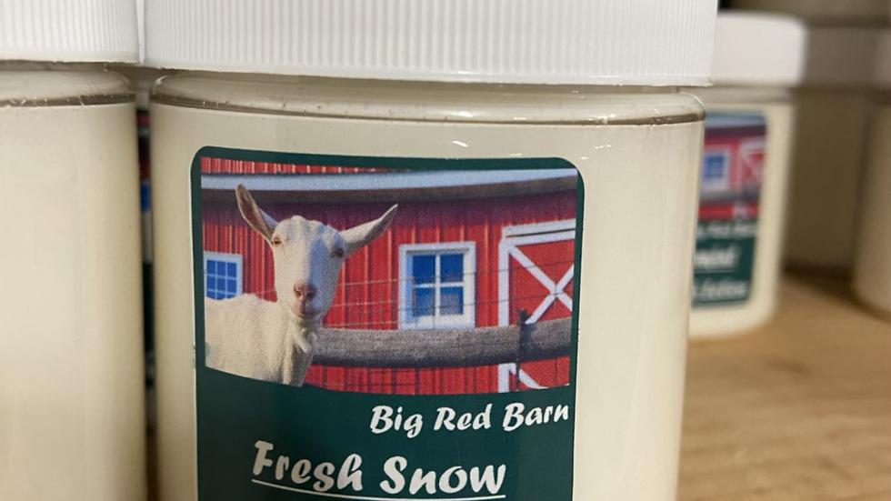 Fresh Snow Goat Milk Lotion