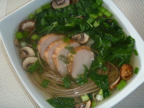 Soba and pork Soup.JPG