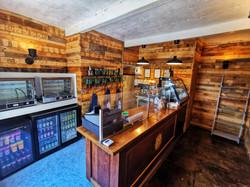 Hunters of Haworth new cafe in Haworth