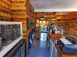 Refurbished cafe in Haworth Bronte Charlotte