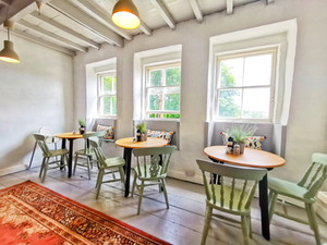 cafes in haworth hunters
