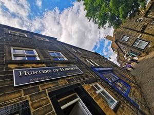 Haworth main Street Pie Shop