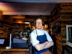Head Chef Nick Sharp Hunters of Haworth