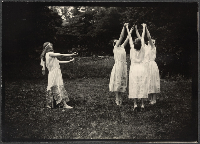Photograph by Eleanor Van Buskirk, 1924, courtesy of the Library of Congress