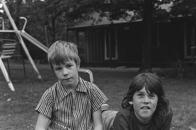 Photograph by David M. Skinner, 1972, courtesy of the Small Special Collections Library, University of Virginia