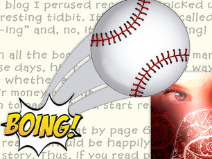 Are My Blogs in the Fun Ballpark?