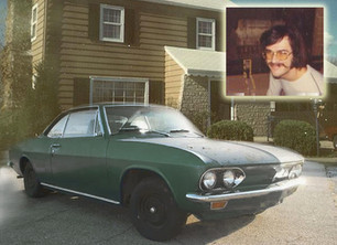 My Brother and a Corvair