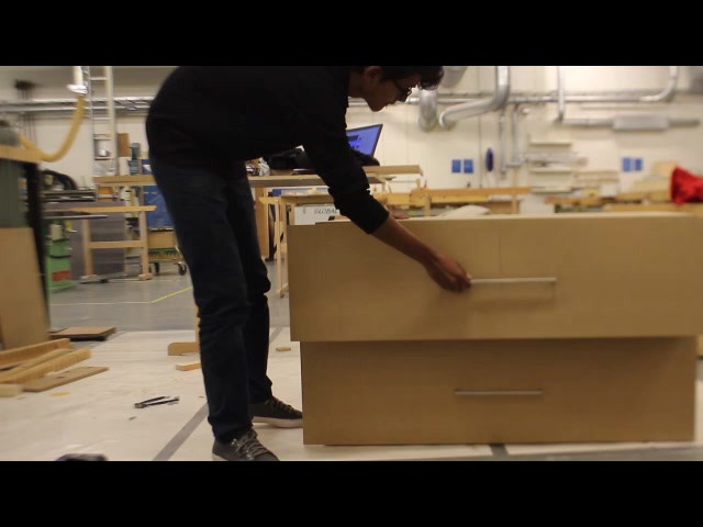 ACPA furniture making process video