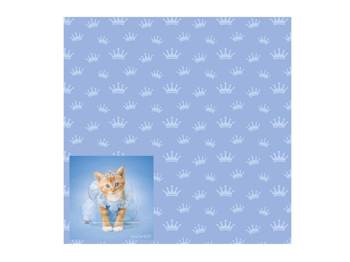 Wild Side pattern cat princess