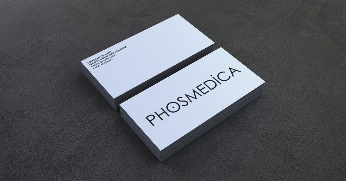PHOSMEDICA business cards