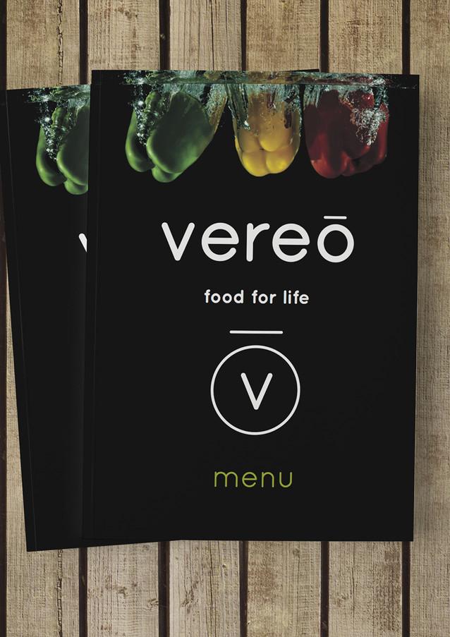vereo menu