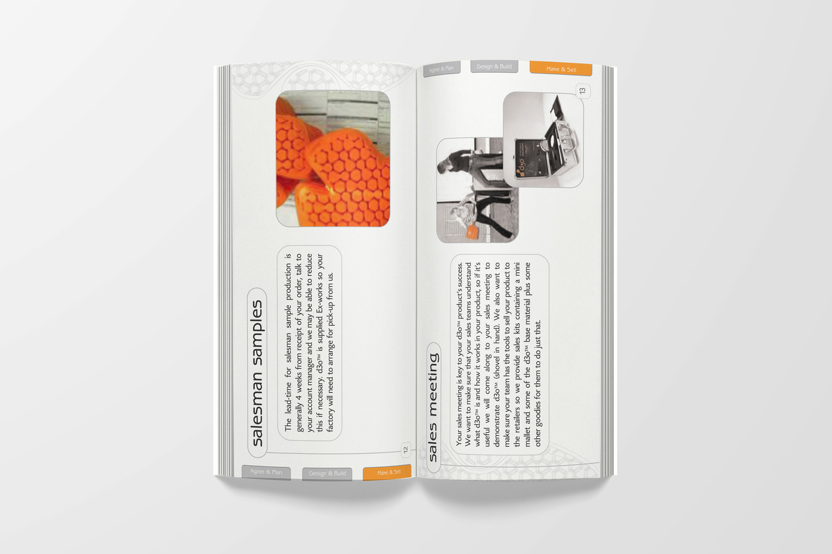 d3o how we work book