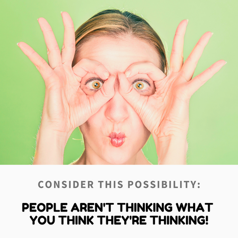 People Aren't Thinking What You Think They're Thinking