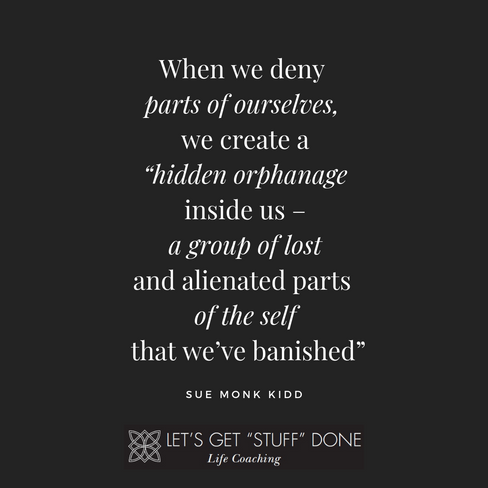 The Orphans Inside Us