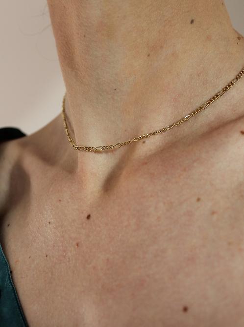 Vintage 80s Pierre Cardin Belcher Chain Necklace