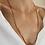 Thumbnail: Vintage 60s Biagi Gold Flat Chain Necklace
