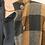 Thumbnail: Vintage 90s Wool Plaid Jacket in Brown