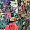 Thumbnail: 90s Vintage Floral Day Dress - (EU50)