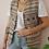 Thumbnail: Vintage 90s Handwoven Vest in Beige tones