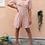Thumbnail: Vintage Floral Playsuit in Pastel Pink