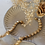 Thumbnail: Vintage 70s Gold Heart Chain Necklace
