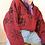 Thumbnail: 80s Vintage Wool Blend Sweater in Burgundy