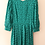 Thumbnail: 90s Vintage Maxi Green Dress