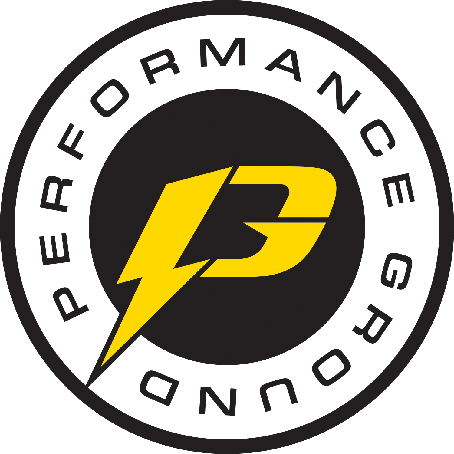 Performance Ground Logo -Evdoxia Argyropoulou