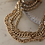 Thumbnail: 80s Vintage Triple Strand Chunky Chain Necklace