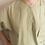 Thumbnail: Vintage Minimal Button Up Blouse in Pistachio Green