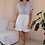 Thumbnail: 90s Vintage Cotton Shorts in White ( EU 40)
