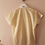 Thumbnail: 90s Vintage Striped Blouse in Yellow - (EU44)