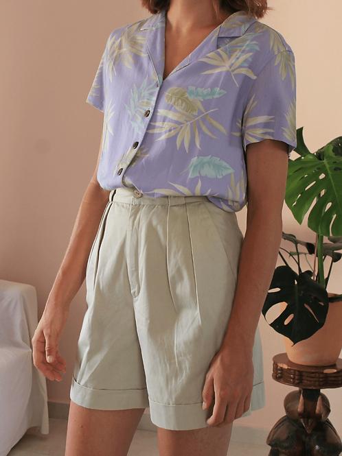 90s Vintage Cotton Shorts ( EU 38)