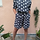 Thumbnail: Vintage Polka Dot Playsuit in Blue and White