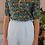 Thumbnail: 90s Vintage Cotton Trousers in Baby Blue - (EU42)