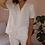 Thumbnail: Vintage Cut Out Blouse in White - (EU44)