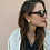 Thumbnail: Vintage Gold Toned Clip On Statement Shell Earrings